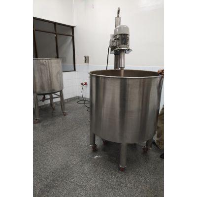 Máy khuấy công nghiệp dùng cho ngành thực phẩm , dược phẩm , thú y